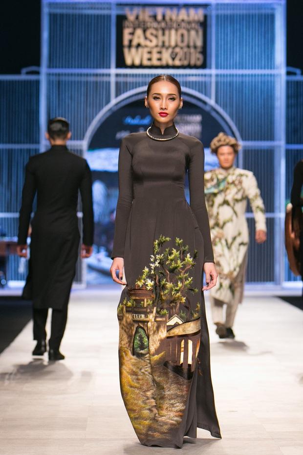 Vietnam International Fashion Week Thu Đông 2016: Nơi linh hồn Việt được thăng hoa - Ảnh 9.