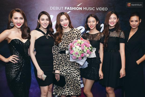 Hồ Ngọc Hà đẹp cuốn hút bên 5 học trò The Face, An Nguy ngày càng nữ tính dự sự kiện - Ảnh 3.