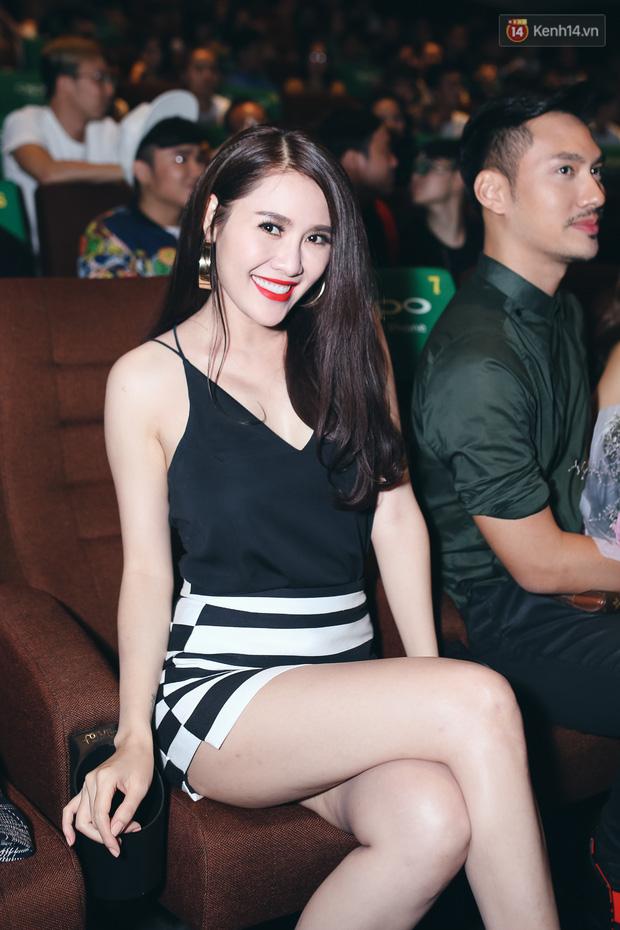 Hồ Ngọc Hà đẹp cuốn hút bên 5 học trò The Face, An Nguy ngày càng nữ tính dự sự kiện - Ảnh 18.