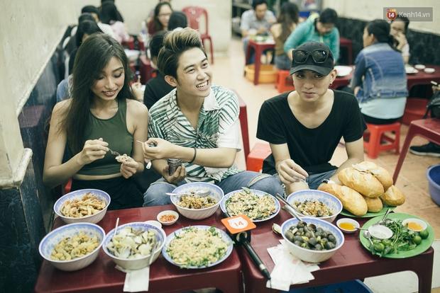 Sài Gòn nhiều quán ốc thật, nhưng nhất định phải thử 5 hàng vừa ngon, vừa rẻ và lúc nào cũng đông này! - Ảnh 1.