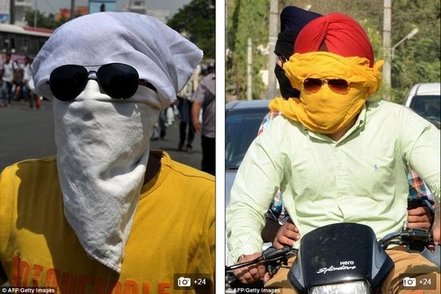 Ấn Độ: Nắng nóng 49,5 độ C, 135 người chết - Ảnh 6.
