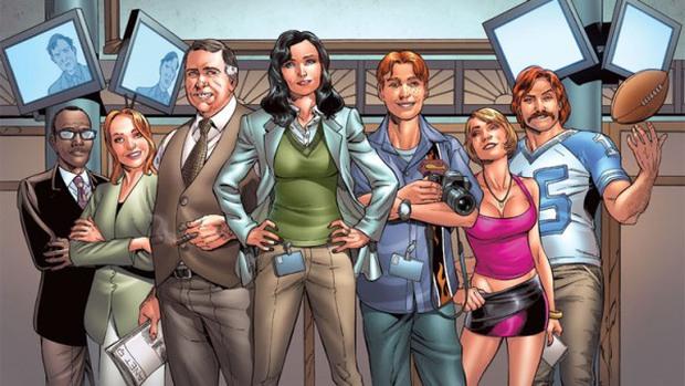 10 TV series siêu anh hùng mới sắp được ra mắt trong năm 2016 - Ảnh 5.