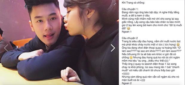 Những gia đình nhỏ siêu hạnh phúc và ấm áp của hot girl Việt - Ảnh 7.