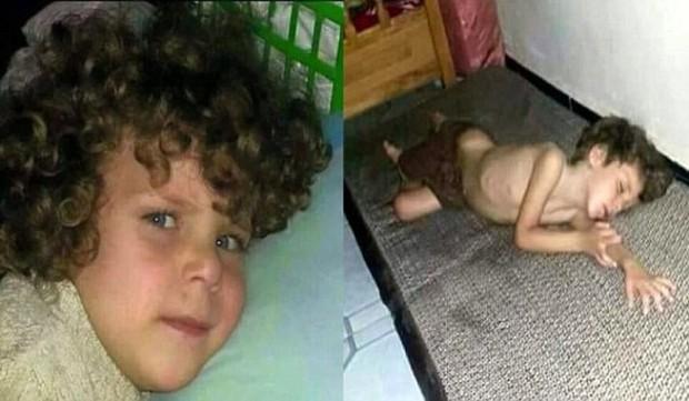 Đau lòng trước hình ảnh những đứa trẻ bị IS bỏ đói đến chết tại Syria - Ảnh 4.