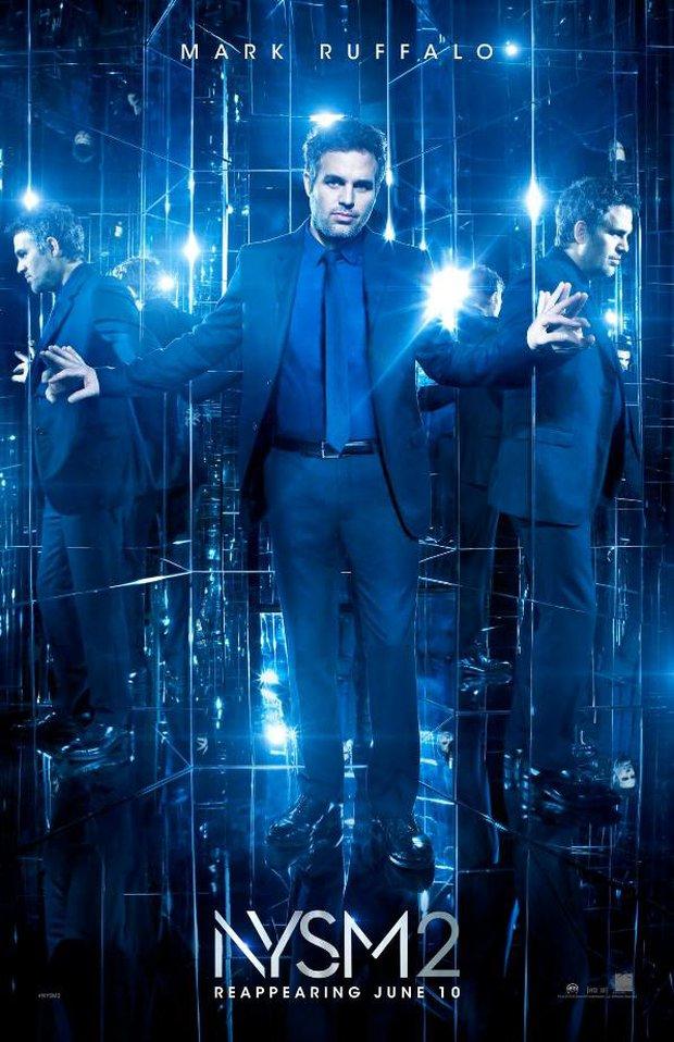 Now You See Me 2 tiếp tục khiến khán giả phát cuồng với những màn ảo thuật huyền diệu - Ảnh 5.