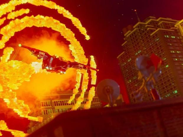 Kỵ Sĩ Bóng đêm cô độc trong LEGO Batman Movie - Ảnh 5.
