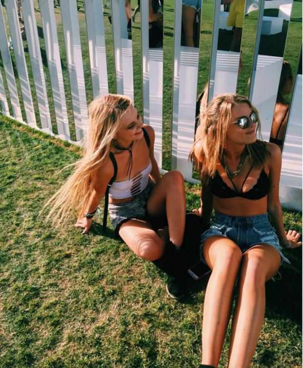 Coachella: Lễ hội nhiều cô nàng xinh và hot nhất nước Mỹ!  - Ảnh 4.
