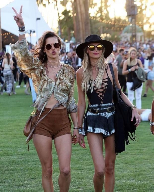 Mê mẩn ngắm style lễ hội sexy khó cưỡng tại Coachella 2016 - Ảnh 4.