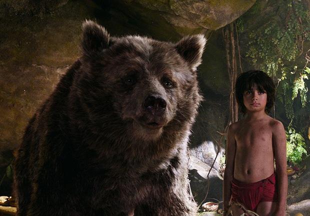 The Jungle Book - Cặp đôi hoàn hảo Baloo và Mowgli hay dụ ngôn về người thầy tốt - Ảnh 4.