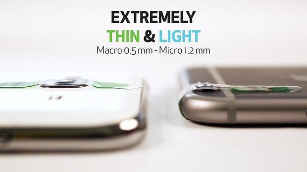 Ống kính cho điện thoại chỉ đáng vứt đi so với miếng dán hiển vi siêu mỏng này - Ảnh 5.