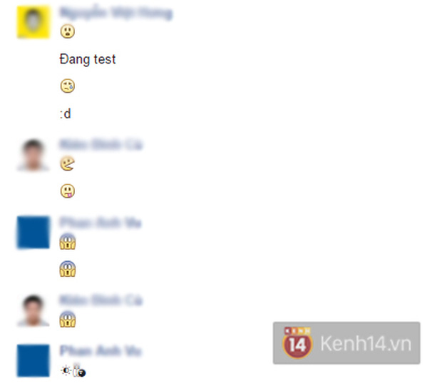 Emoji :v và :3 trên Facebook vẫn chưa chết đâu! Chúng được giấu ở đây này - Ảnh 2.