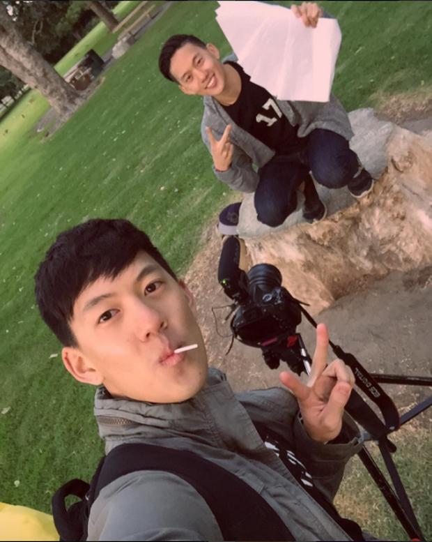 2 anh em sinh đôi lai Việt - Thái đẹp trai, hát hay đang cực hot trên MXH - Ảnh 12.