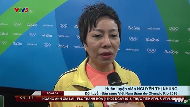 HLV Nguyễn Thị Nhung òa khóc nức nở sau cú bắn quyết định của Hoàng Xuân Vinh - Ảnh 5.