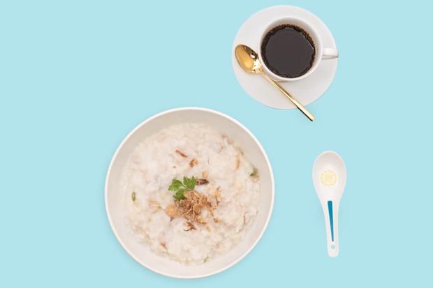 Bữa sáng của Hoàng Xuân Vinh và những nhà vô địch Olympic khác trước giờ ra trận - Ảnh 4.