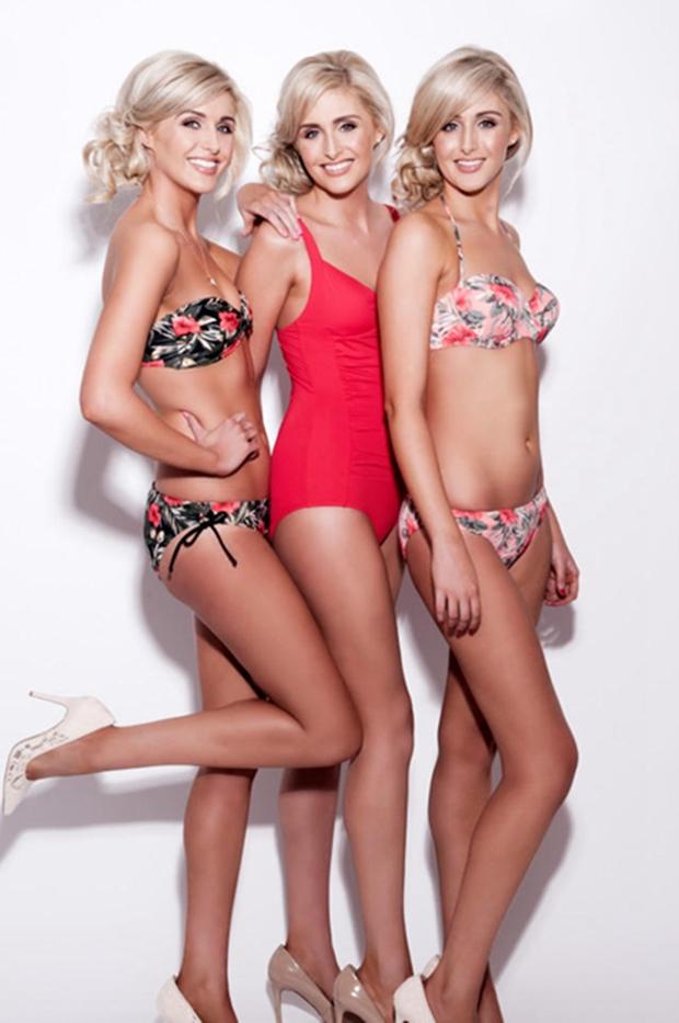 Đây là những cô nàng sinh 3 xinh đẹp, quyến rũ và giống nhau nhất thế giới - Ảnh 4.