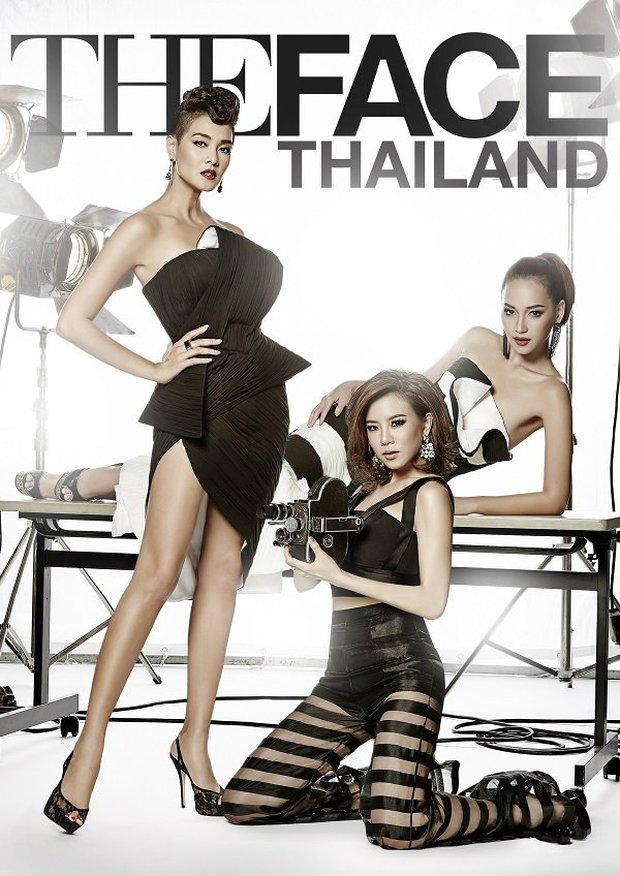 Bị chèn ép quá mức, siêu mẫu bỏ làm HLV The Face Thái Lan? - Ảnh 1.