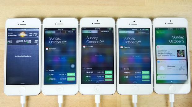 Đại chiến 5 đời iOS: mới chưa chắc đã nhanh! - Ảnh 5.