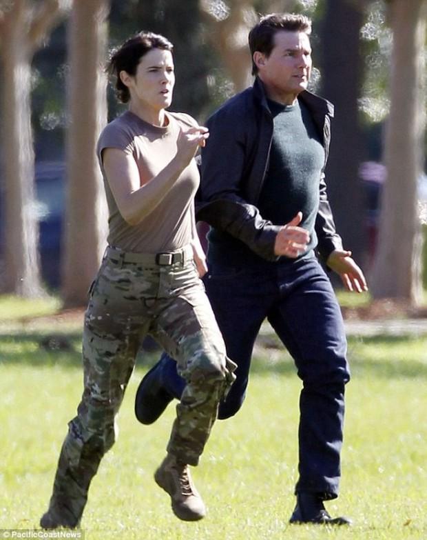 Mãn nhãn xem Tom Cruise tung hoành trong Jack Reacher: Never Go Back - Ảnh 5.