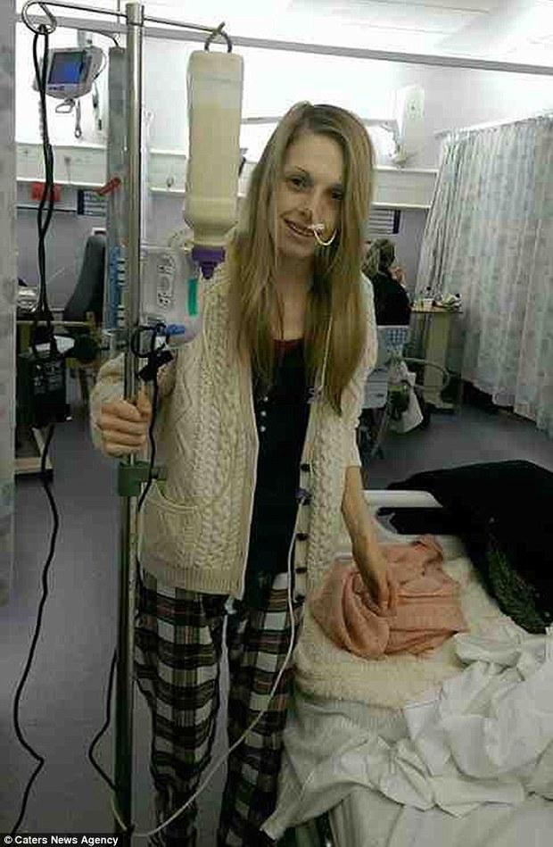 Từ bộ xương khô 34kg, cô gái mắc bệnh trầm cảm và biếng ăn nay đã trở nên vô cùng xinh đẹp - Ảnh 6.