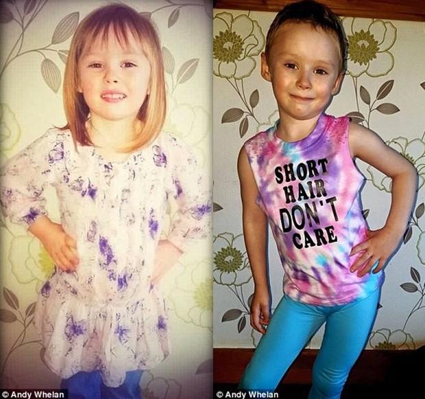 Bức ảnh bé gái 4 tuổi gồng mình chiến đấu với căn bệnh ung thư khiến ai cũng nhói lòng - Ảnh 5.