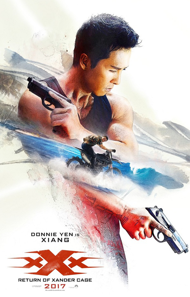 DJ Ngô Diệc Phàm xuất hiện cực ngầu cùng Vin Diesel và Chân Tử Đan trong xXx 3 - Ảnh 3.