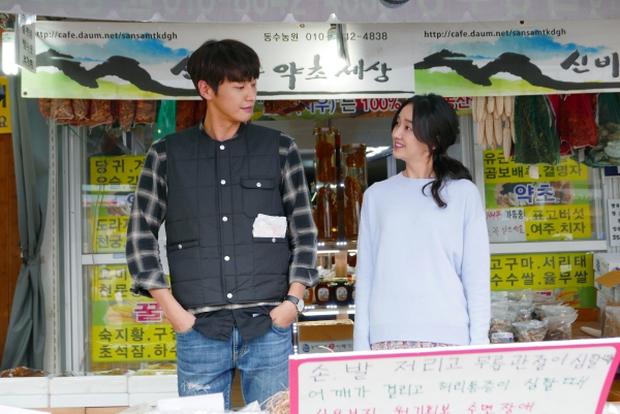 """Soo Ae rũ bỏ mác """"nữ hoàng nước mắt"""", phải lòng trai đẹp Kim Young Kwang - Ảnh 5."""