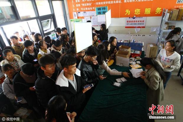 Những cảnh tượng chỉ có trong ngày độc thân 11/11 ở Trung Quốc - Ảnh 25.