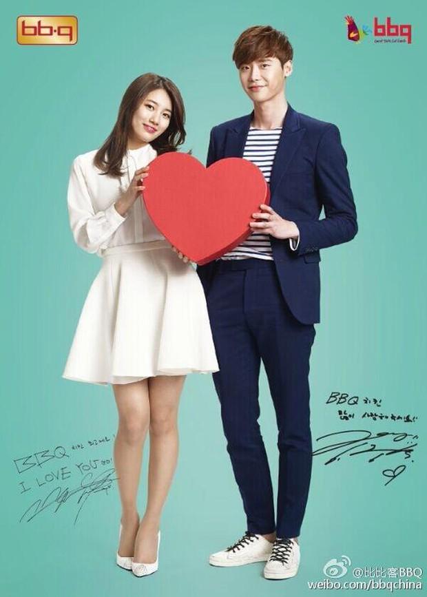 Suzy trở thành người tình màn ảnh của Lee Jong Suk trong phim mới - Ảnh 4.