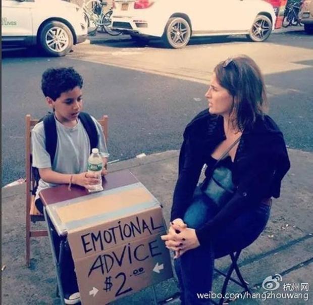 Không thể tin nổi cậu bé 11 tuổi với gương mặt non nớt này lại là một chuyên gia tư vấn tình cảm - Ảnh 8.