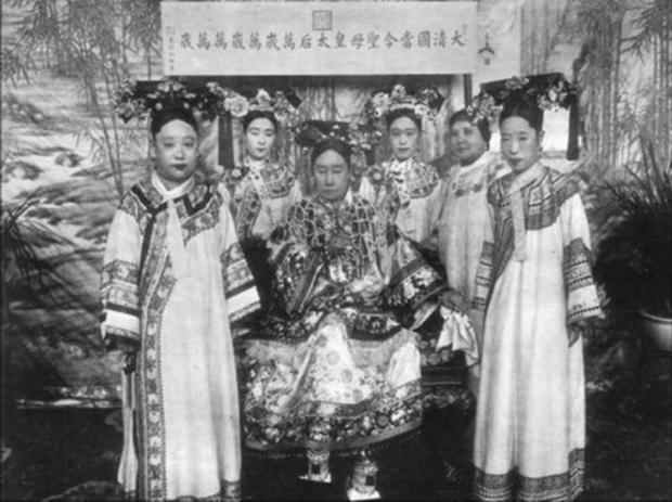 Vẻ đẹp thật sự của các phi tần Trung Quốc thời xưa khiến nhiều người ngã ngửa - Ảnh 12.