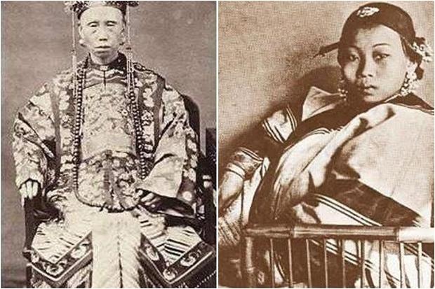 Vẻ đẹp thật sự của các phi tần Trung Quốc thời xưa khiến nhiều người ngã ngửa - Ảnh 11.