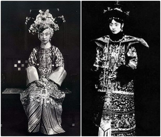 Vẻ đẹp thật sự của các phi tần Trung Quốc thời xưa khiến nhiều người ngã ngửa - Ảnh 9.