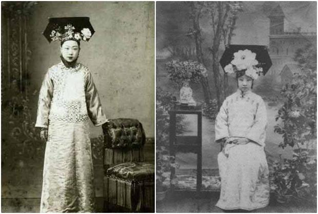 Vẻ đẹp thật sự của các phi tần Trung Quốc thời xưa khiến nhiều người ngã ngửa - Ảnh 10.