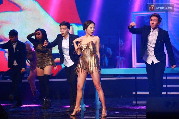 Hoài Lâm giành giải thưởng 500 triệu đồng của Bài hát yêu thích 2015 - Ảnh 7.