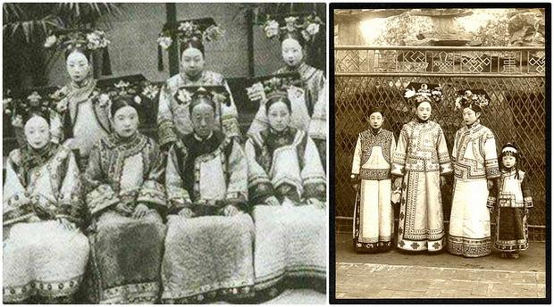 Vẻ đẹp thật sự của các phi tần Trung Quốc thời xưa khiến nhiều người ngã ngửa - Ảnh 14.