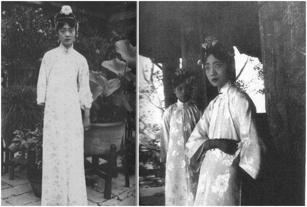 Vẻ đẹp thật sự của các phi tần Trung Quốc thời xưa khiến nhiều người ngã ngửa - Ảnh 8.