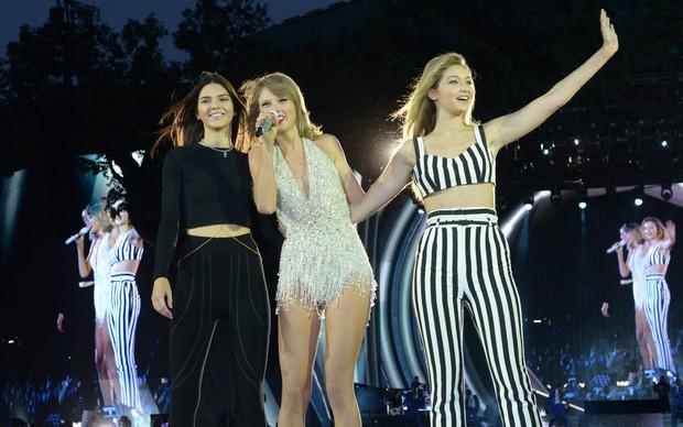 Calvin Harris, chị em Kendall - Kylie đồng loạt chống Taylor Swift sau scandal với Kanye? - Ảnh 4.