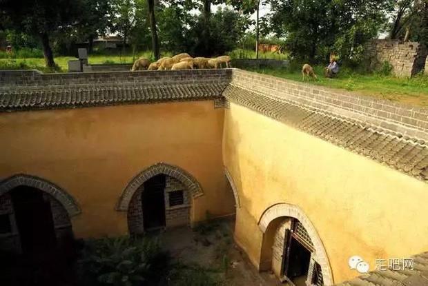 Ngôi làng kỳ lạ nhất Trung Quốc: Toàn bộ người dân đều sống dưới lòng đất - Ảnh 33.