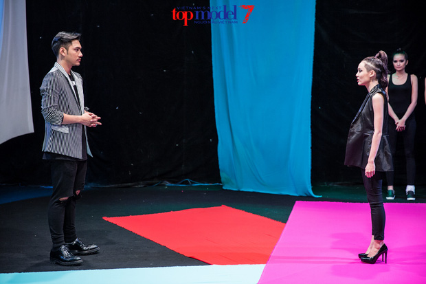 Next Top Model: Thanh Hằng khẳng định Fung La không biết điều! - Ảnh 15.