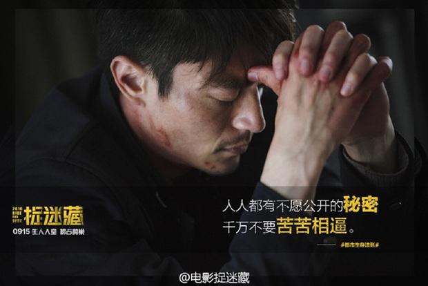 Điện ảnh Hoa ngữ tháng 9: Từ tình cảm lãng mạn đến hành động nghẹt thở - Ảnh 29.