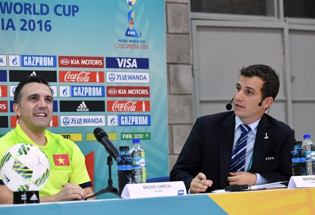 06h00 ngày 18/9, tuyển Futsal Việt Nam - Italia: Mục tiêu không thua quá 3 bàn - Ảnh 3.