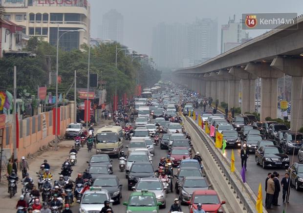 Chính thức thông xe hai hầm chui lớn nhất Hà Nội - Ảnh 5.