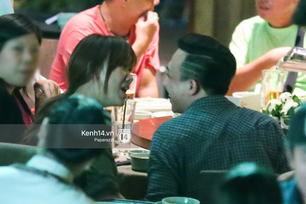 Hậu chia tay Tiến Đạt, Hari Won bị bắt gặp say đắm hôn Trấn Thành giữa đêm khuya - Ảnh 5.