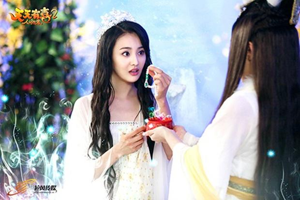 Công chúa Bạch Tuyết Trịnh Sảng tấn công phim ảnh Hoa ngữ - Ảnh 5.