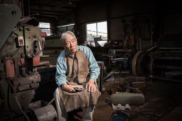 Nhật Bản: Người dân Fukushima trở lại thành phố ma trong loạt hình đầy ám ảnh - Ảnh 5.