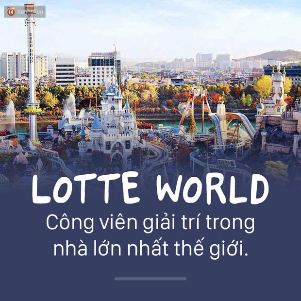 13 địa điểm bạn nhất định phải ghé thăm nếu đi Seoul xuân hè này! - Ảnh 12.