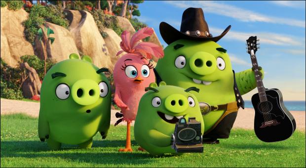 Thái Hòa trở thành Red cáu giận trong The Angry Birds Movie - Ảnh 6.