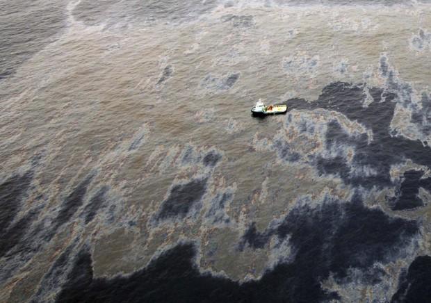 20 bức ảnh gây shock cho thấy nguồn nước trên toàn thế giới đang ô nhiễm nghiêm trọng - Ảnh 5.