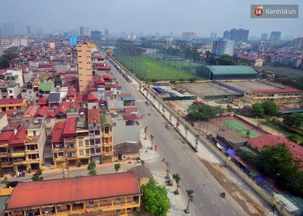 Thông xe tuyến đường kiểu mẫu đầu tiên ở Hà Nội - Ảnh 5.