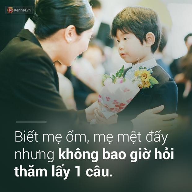 Ngày của Mẹ, bạn có nhớ những lần mình đã vô tâm để mẹ phải buồn không?  - Ảnh 5.